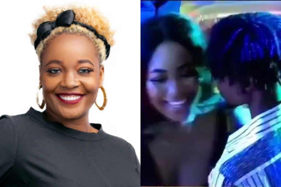 Photo of BBNaija 2020: Lucy attacks Laycon for getting Erica drunk