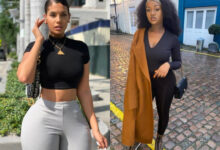 Photo of PHOTOS: Between Davido's girlfriend and Hushpuppi ex-girlfriend, who's more beautiful