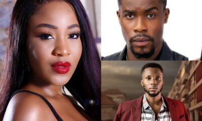 BBNaija: Erica Bathed With Me And Brighto