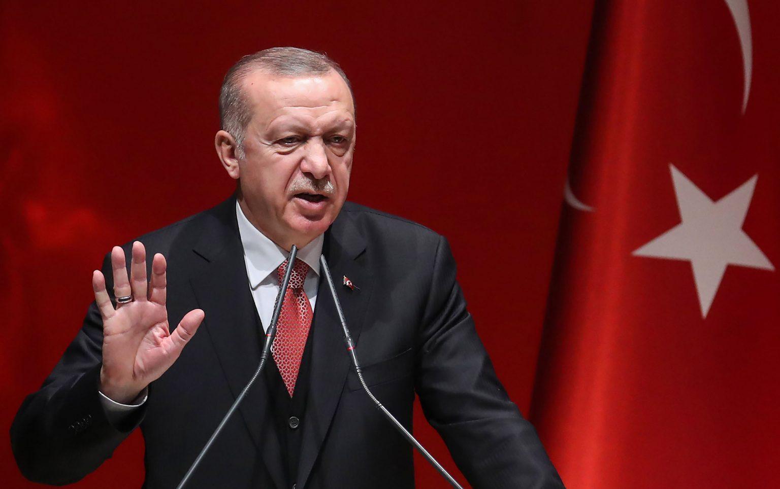 Don't mess with the Turkish people - Erdogan warns Macron