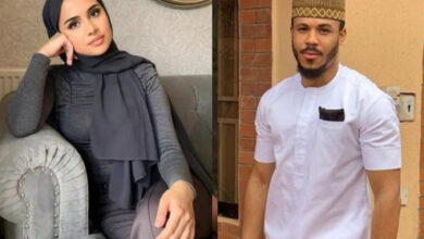Photo of Meet Arab lady who claims she's Ozo's wife to be