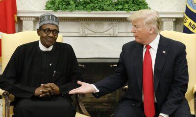 Trump asked me why I am killing Christians in Nigeria – Buhari