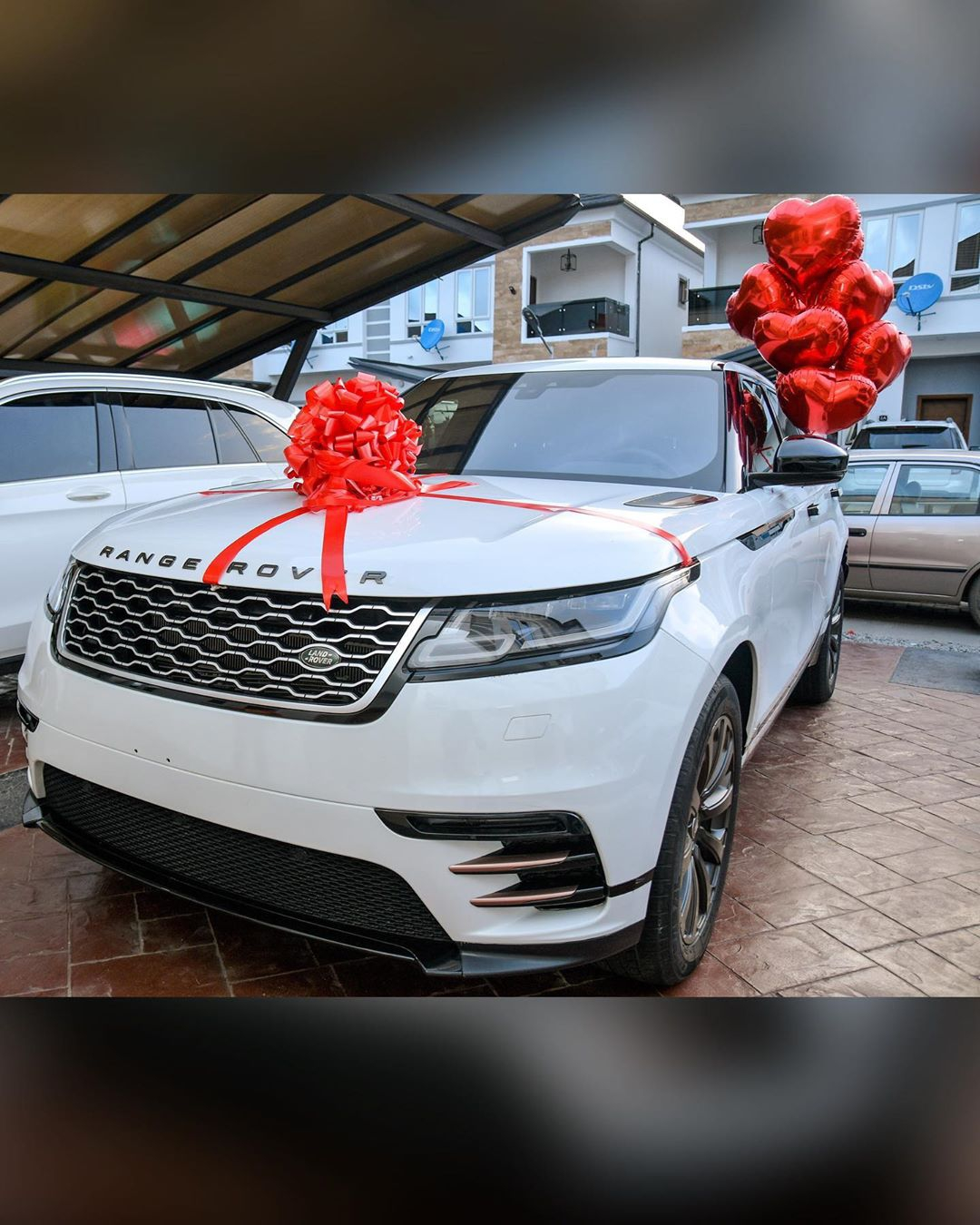Mercy Eke, Mercy Eke gifts herself a brand new range Rover Velar to celebrate her birthday, Premium News24