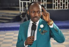Photo of End SARS: Apostle Johnson Suleman attacks Buhari, says 'Your speech was useless, insensitive'