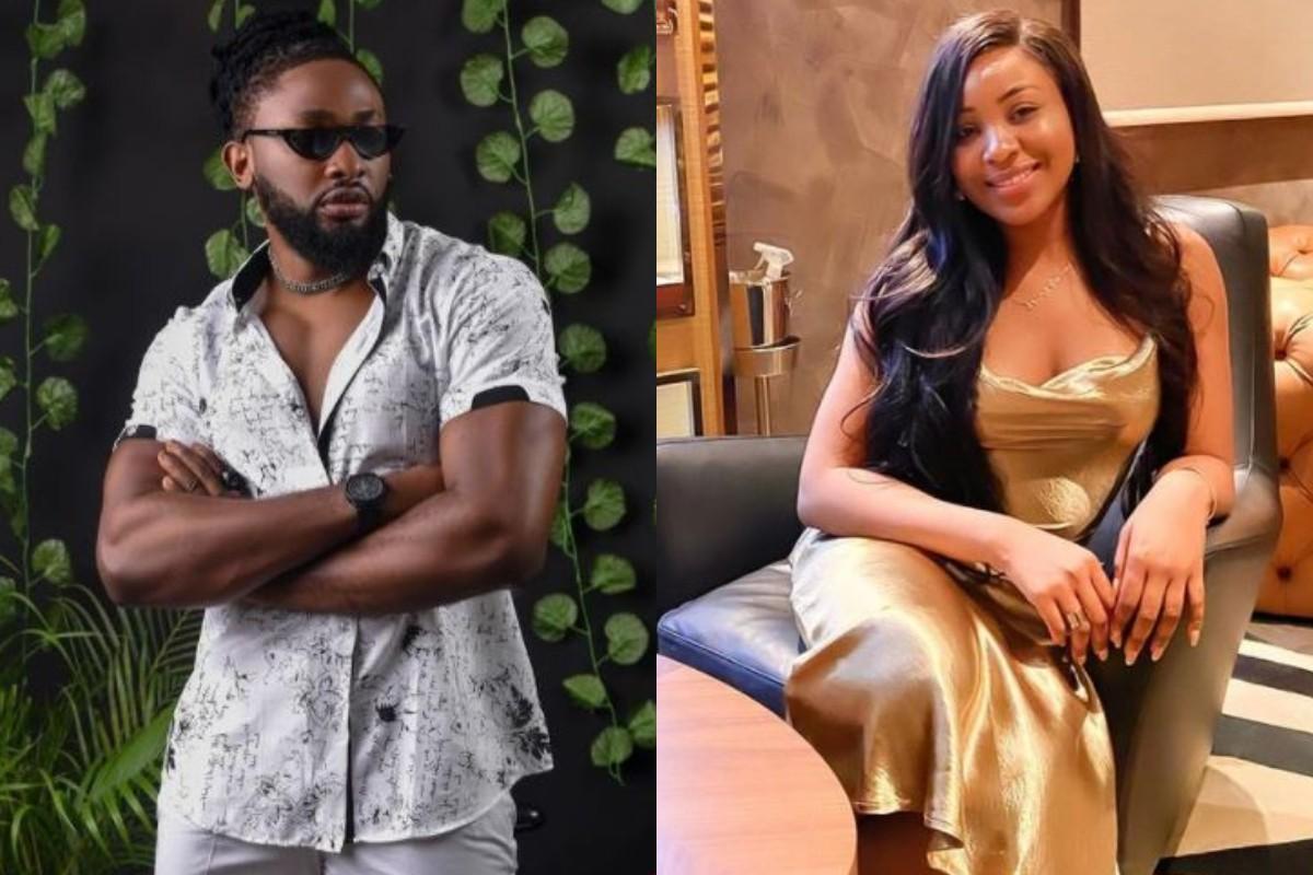 Uti Nwachukwu drops heartfelt messages as he celebrates Erica