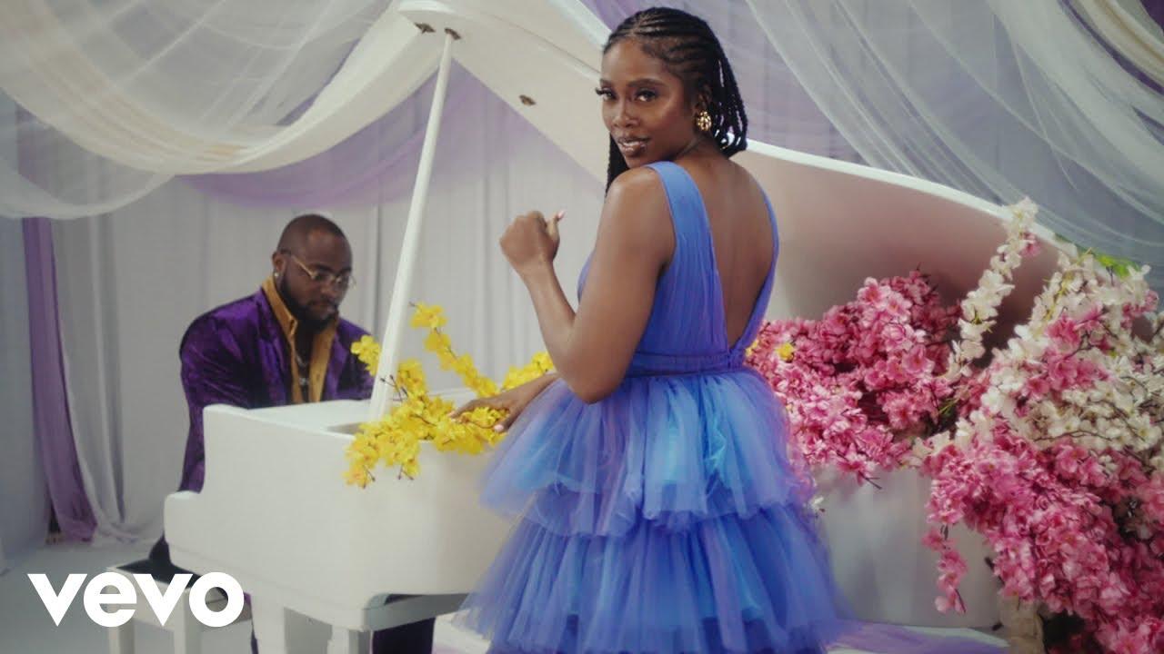 "New Video: Tiwa Savage – ""Park Well"" ft. Davido"