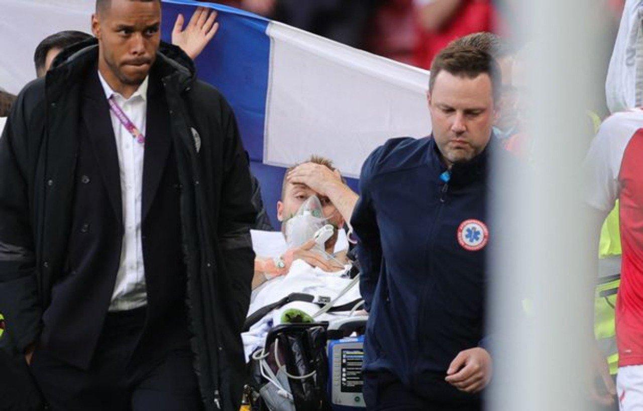 Christian Eriksen may never play football again