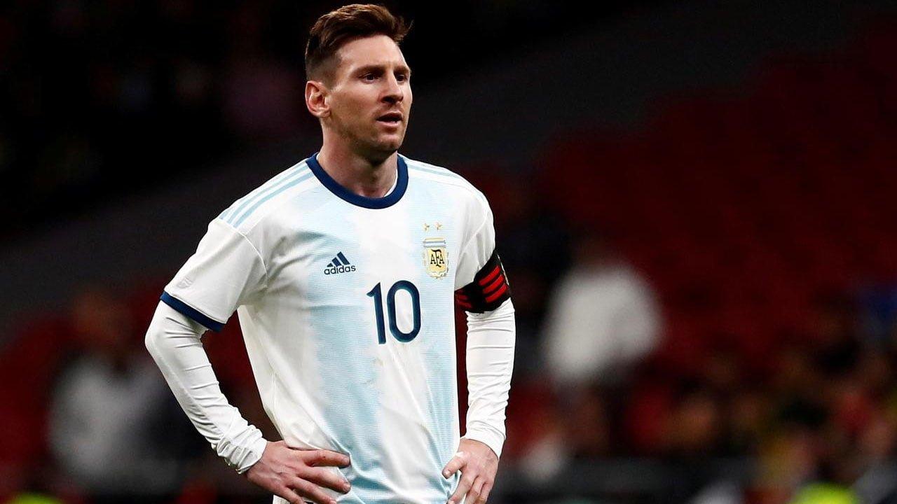 Copa America 2021: Messi