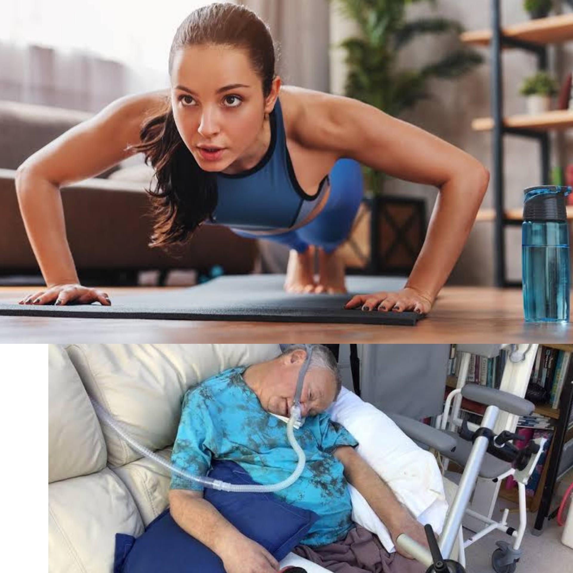 Regular and strenous exercises increases risk of Motor Neurone disease