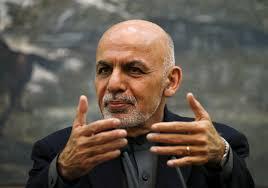 Former Afghan president Ashraf Ghani addresses his homeland after fleeing the Taliban for Dubai